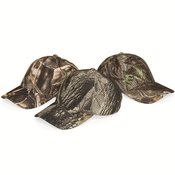 Licensed Camo Athletic Mesh Cap